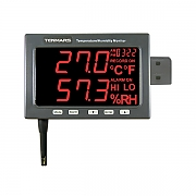 [TENMARS TM-185] Temperature / Humidity LED Monitor